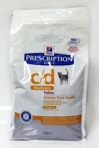 Hills (Хилс) Prescription Diet Feline c/d